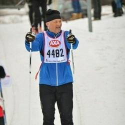 Skiing 45 km - Arne Wallmyr (4482)