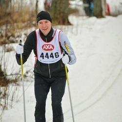 Skiing 45 km - Per Baungaard (4446)