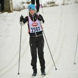 Skiing 45 km - Eline Lindberget (2561)