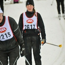 Skiing 45 km - Anna Persson (2617)