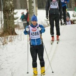 Skiing 45 km - Andreas Wittboldt (4386)