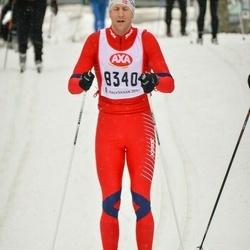 Skiing 45 km - Bouke Onstenk (8340)