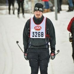 Skiing 45 km - Tobias Skoog (3268)