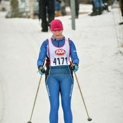 Skiing 45 km - Helena Lundin (4171)