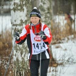 Skiing 45 km - Sissel Sjögren (1414)
