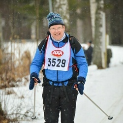 Skiing 45 km - Janne Lundkvist (3529)