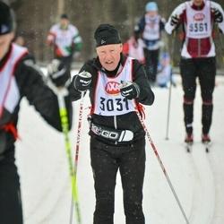Skiing 45 km - Karl-Åke Källming (3031)