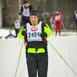 Skiing 45 km - Johnny Eriksson (2494)