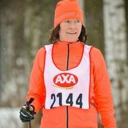 Skiing 45 km - Ida Wickström (2144)