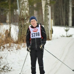 Skiing 45 km - Jan Kallur (3298)