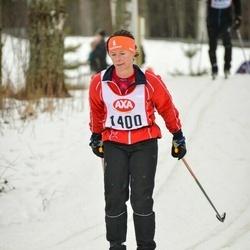 Suusatamine 45 km - Kristine Perslow (1400)