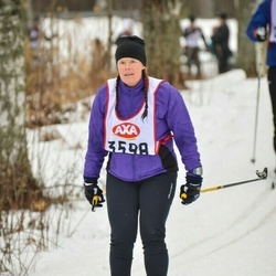 Skiing 45 km - Carina Solhag (3598)