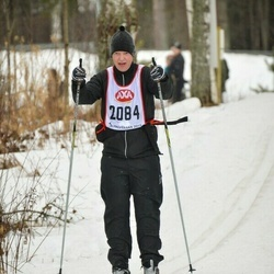Skiing 45 km - Göran Libäck (2084)