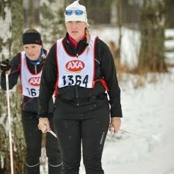 Skiing 45 km - Ann-Louise Säfström (1364)