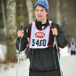 Suusatamine 45 km - Karl Eriksson (3400)
