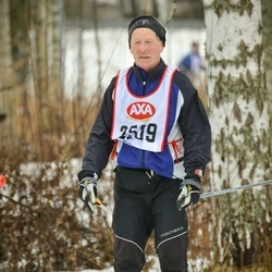 Skiing 45 km - Mikael Larsson (2519)