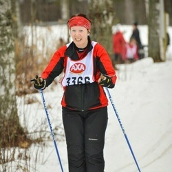 Skiing 45 km - Alda Kristjansdottir (3366)