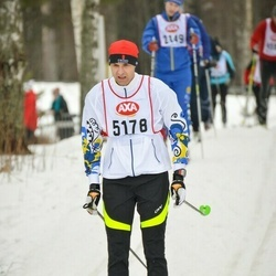 Skiing 45 km - Gert Carlsson (5178)