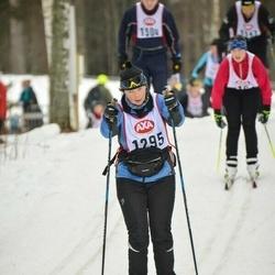 Skiing 45 km - Agneta Larsson (1295)