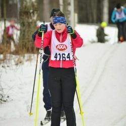 Skiing 45 km - Vilma Sand (4164)