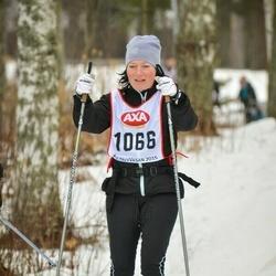 Skiing 45 km - Karin Edholm (1066)