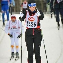 Skiing 45 km - Anita Nordahl (3325)