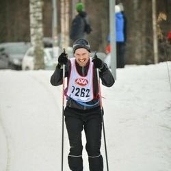 Skiing 45 km - Jonas Hansson (7262)