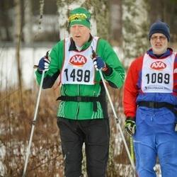Skiing 45 km - Bruno Lindström (1498)