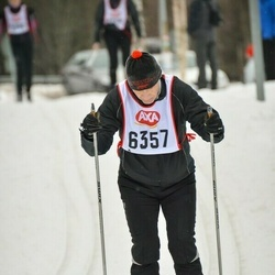 Skiing 45 km - Rolf Kulla (6357)