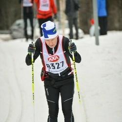 Skiing 45 km - Kaj Genas (8327)