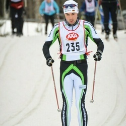 Skiing 45 km - Christian Münch (235)