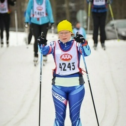 Skiing 45 km - Angela Brunner (4243)