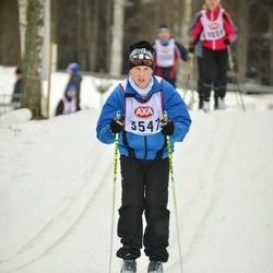 Skiing 45 km - Joel Lilja (3547)