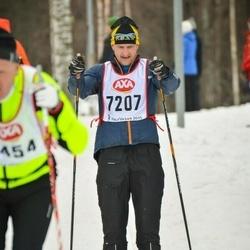 Skiing 45 km - Magnus Andersson (7207)