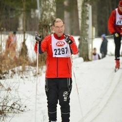 Skiing 45 km - Olof Lauri (2297)