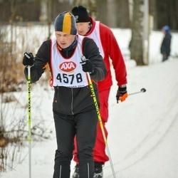 Skiing 45 km - Roger Gustavsson (4578)