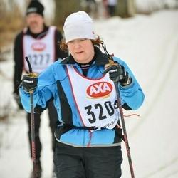 Skiing 45 km - Åsa West (3202)