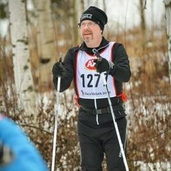 Skiing 45 km - John Englund (1277)