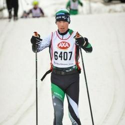 Skiing 45 km - Pontus Björklund (6407)