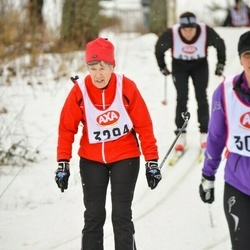 Skiing 45 km - Britt-Marie Sjöberg (3294)