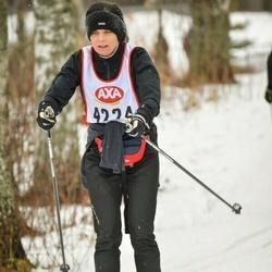 Skiing 45 km - Anna Källman (4224)