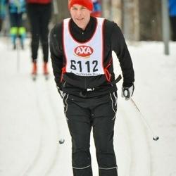 Skiing 45 km - Stefan Johansson (6112)
