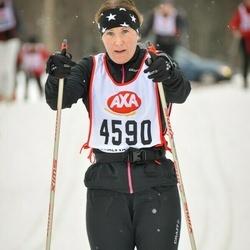 Skiing 45 km - Helena Sundström (4590)
