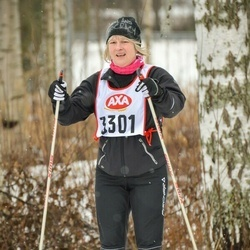 Skiing 45 km - Kerstin Andersson (3301)