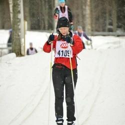 Skiing 45 km - Maria Lindberg (4109)