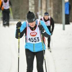 Skiing 45 km - Håkan Sundström (4553)