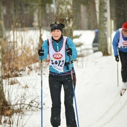 Skiing 45 km - Catarina Johansson (3412)