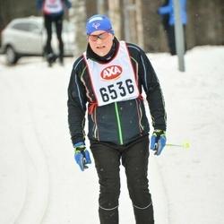 Skiing 45 km - Frank Hartvik Hartviksen (6536)