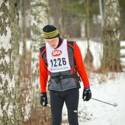 Skiing 45 km - Gerhard Oltmer (1226)