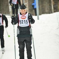 Skiing 45 km - Arne Karlsson (5215)